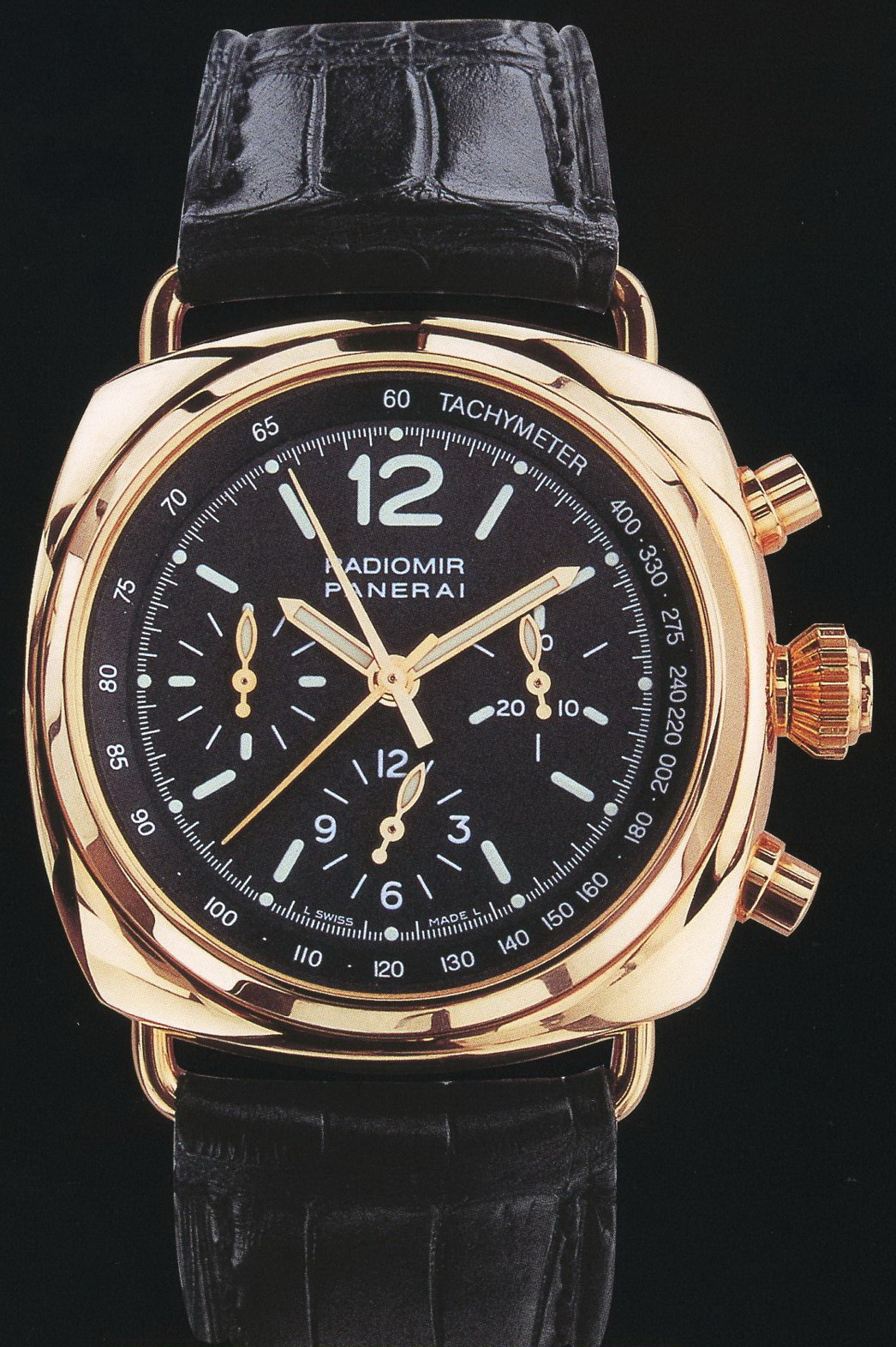 часы Panerai 2002 Special Edition Radiomir Chrono Split-Seconds