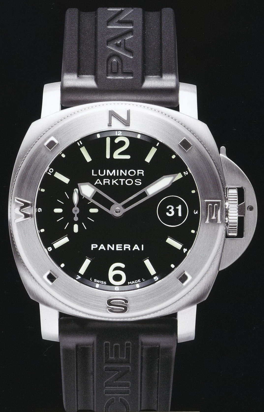 часы Panerai 2004 Special Edition Luminor Arktos