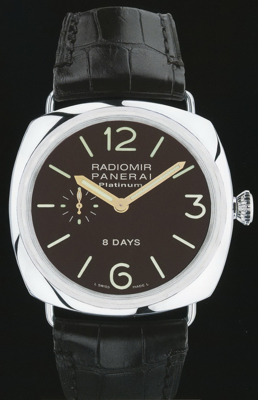 часы Panerai 2004 Special Edition Radiomir 8 days