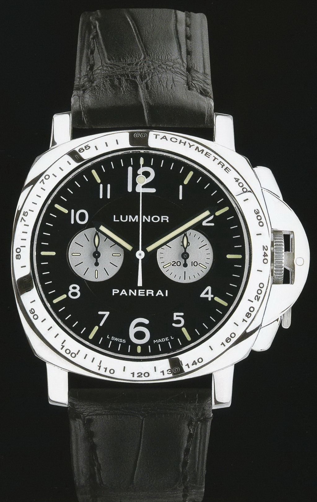 часы Panerai 2004 Special Edition Luminor Chrono White Gold
