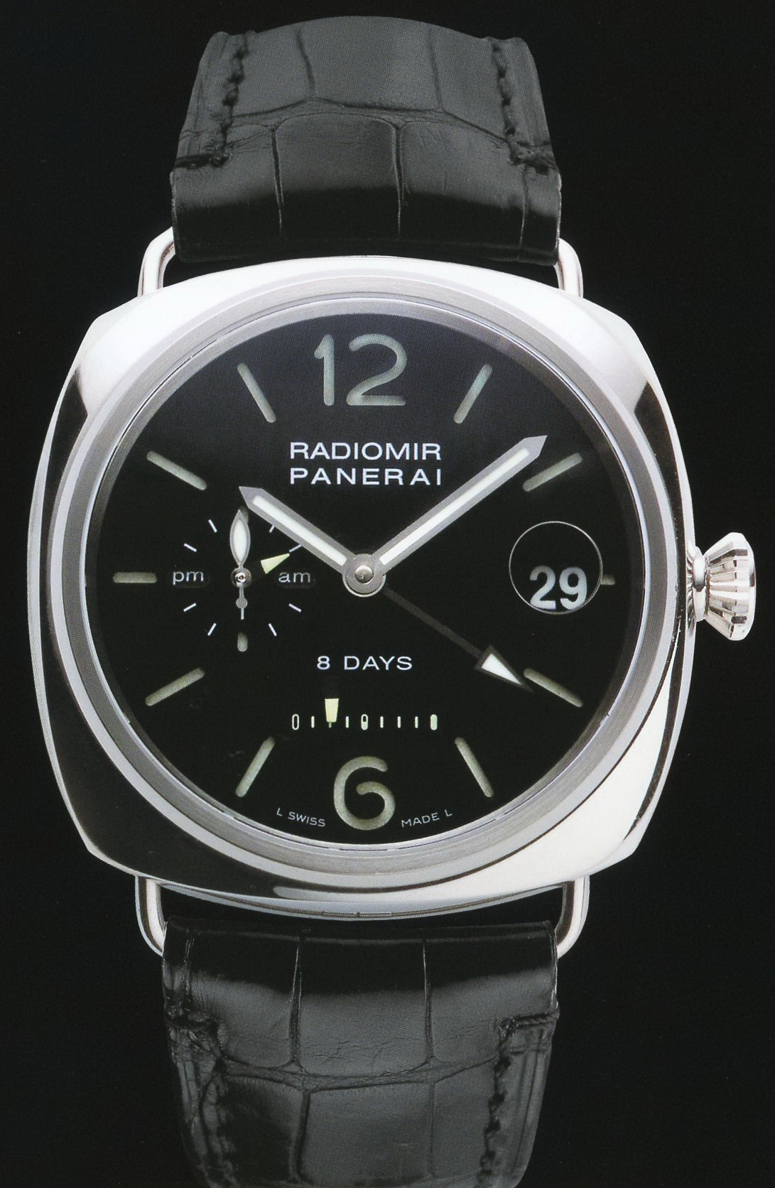 часы Panerai 2005 Special Edition Radiomir 8 days GMT
