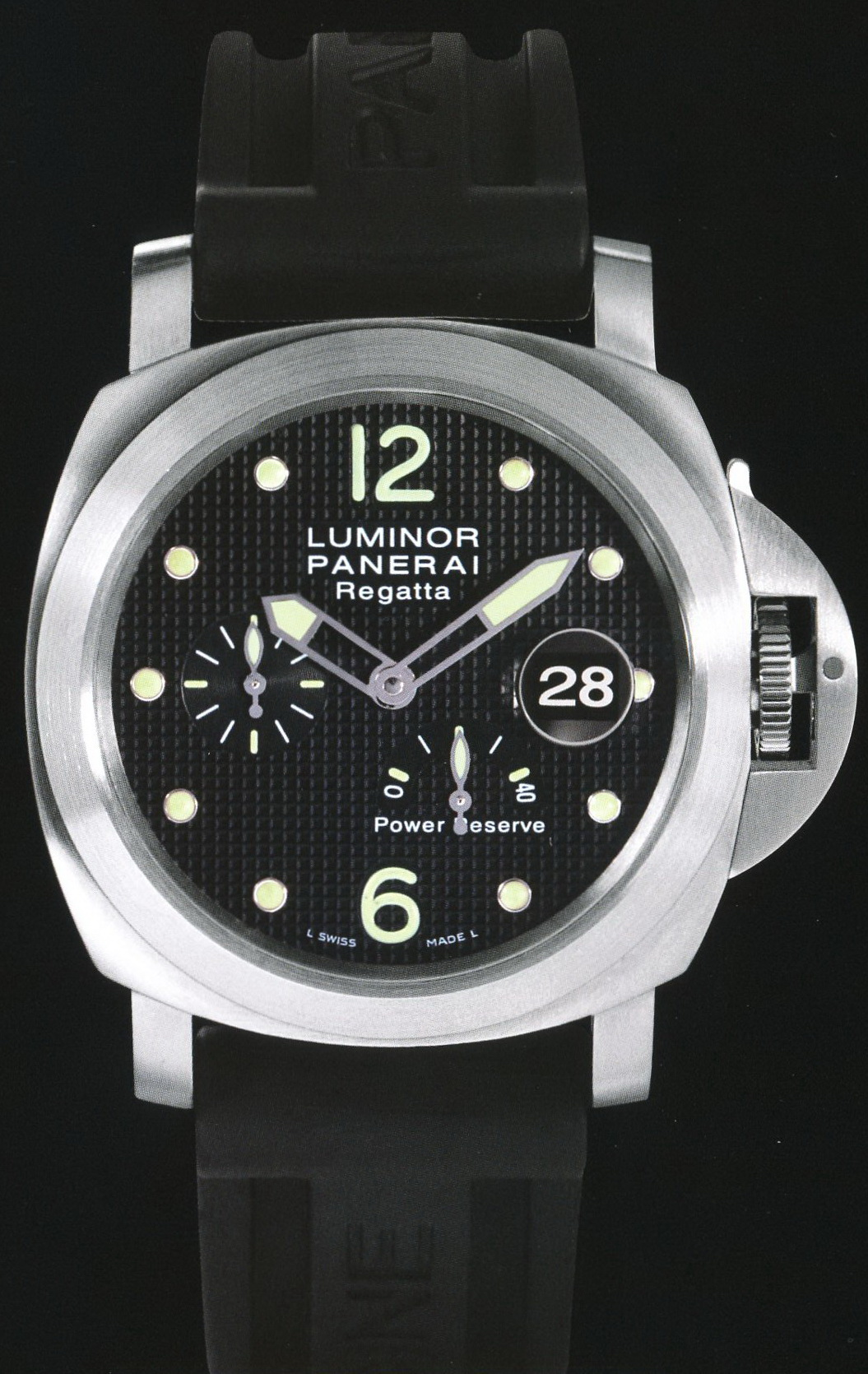 часы Panerai 2005 Special Edition Luminor Power Reserve Regatta 2005