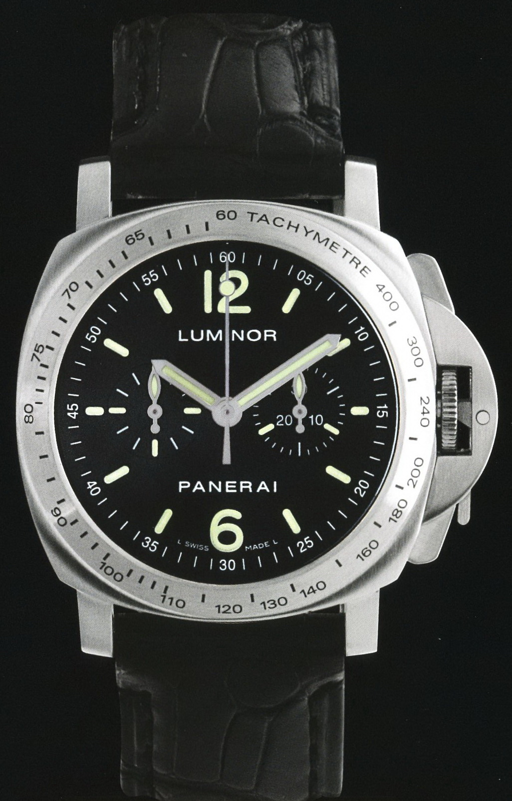 часы Panerai 2005 Special Edition Luminor Chrono