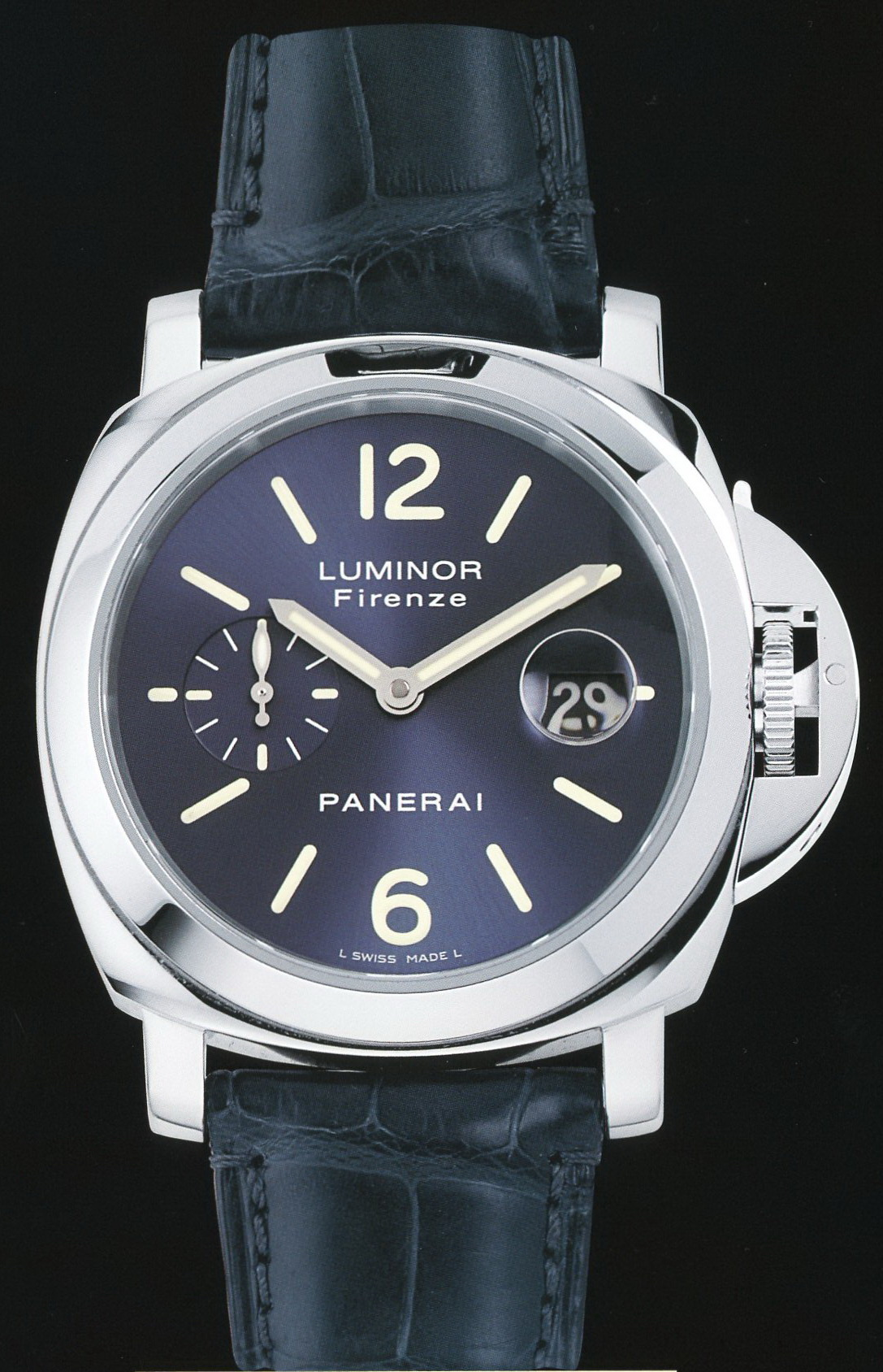 часы Panerai 2005 Special Edition Luminor Marina Automatic Firenze