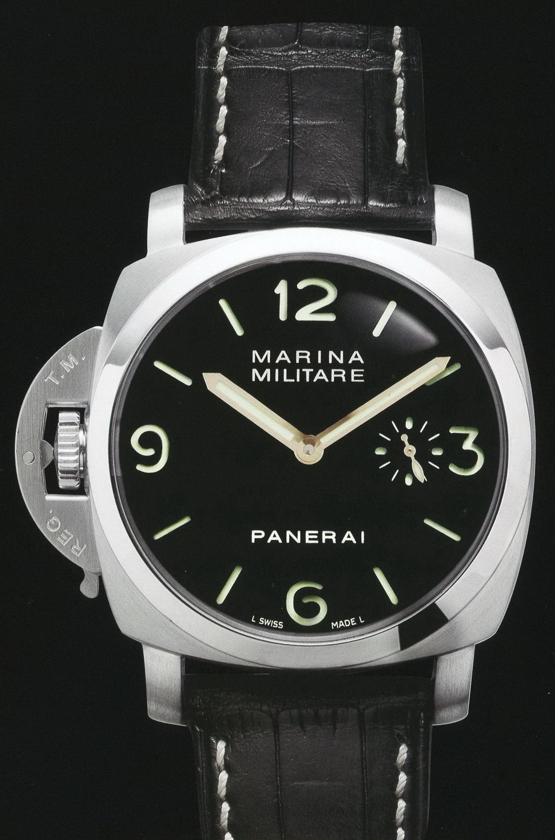 ���� Panerai 2005 Special Edition Luminor Marina Militare