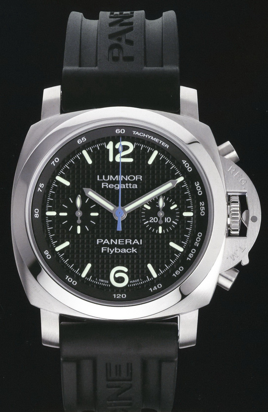 часы Panerai 2006 Special Edition Luminor 1950 Flyback Regatta 2006