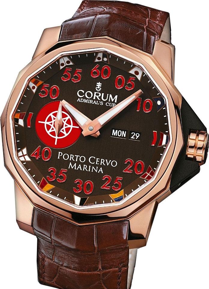 часы Corum Admiral's Cup 48 Porto Cervo Marina Limited