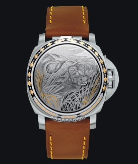 часы Panerai 2007 Special Edition Luminor Sealand for Purdey