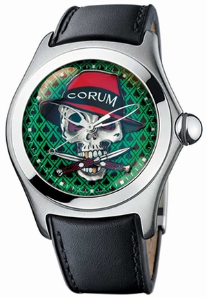часы Corum Bubble Gangster