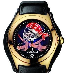часы Corum Bubble Privateer