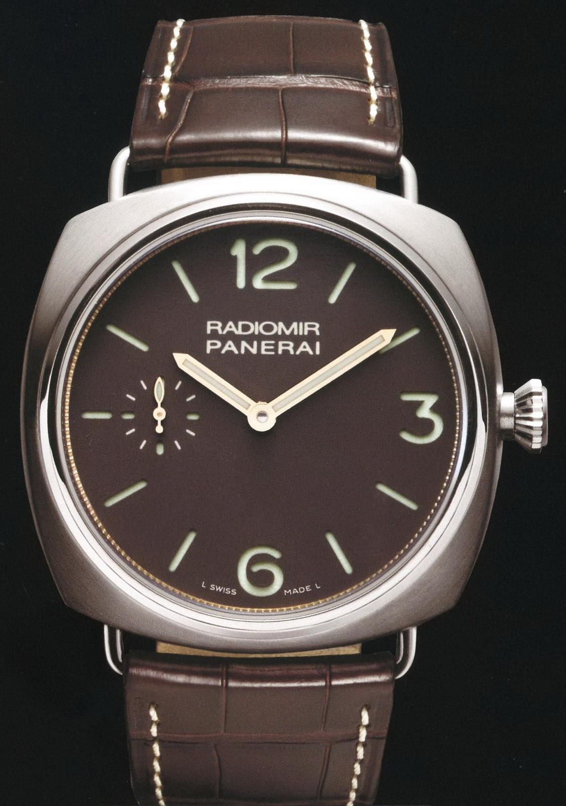 часы Panerai 2008 Special Edition Radiomir Titanium