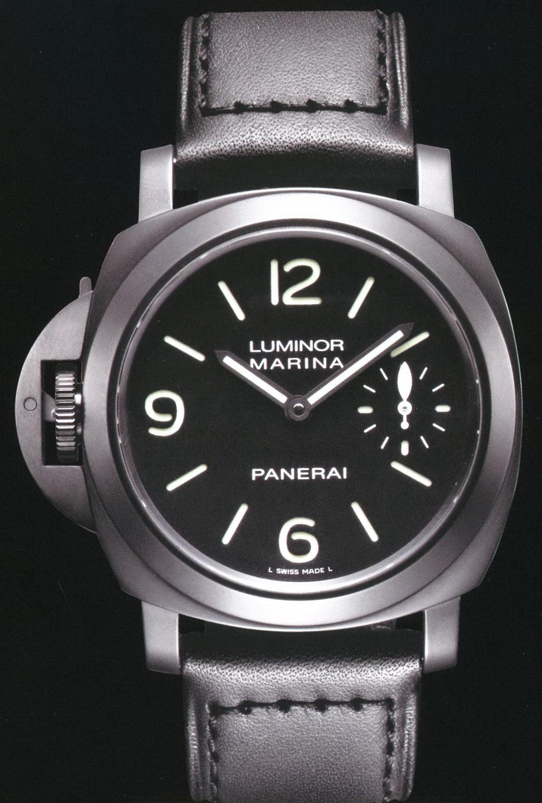 часы Panerai 2008 Special Edition Luminor Marina Left Handed