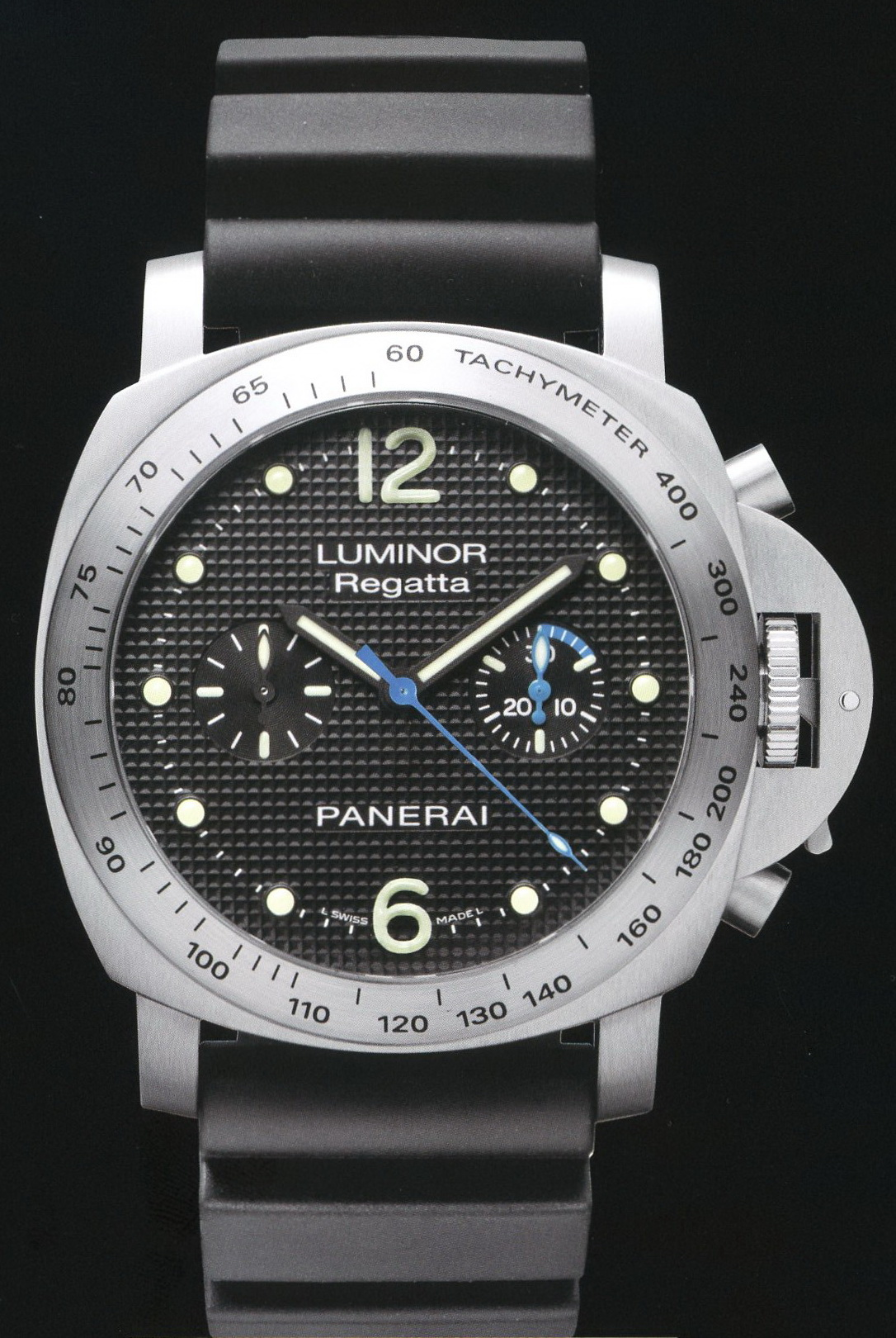 ���� Panerai 2008 Special Edition Luminor Regatta Chronograph