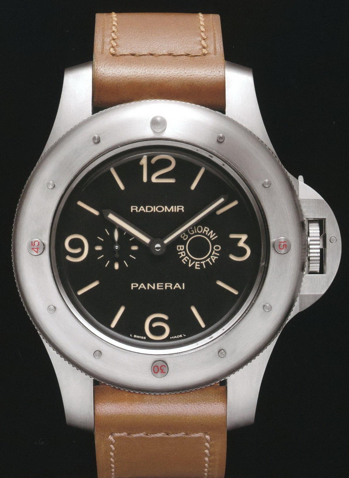 часы Panerai 2009 Special Edition Radiomir Egiziano