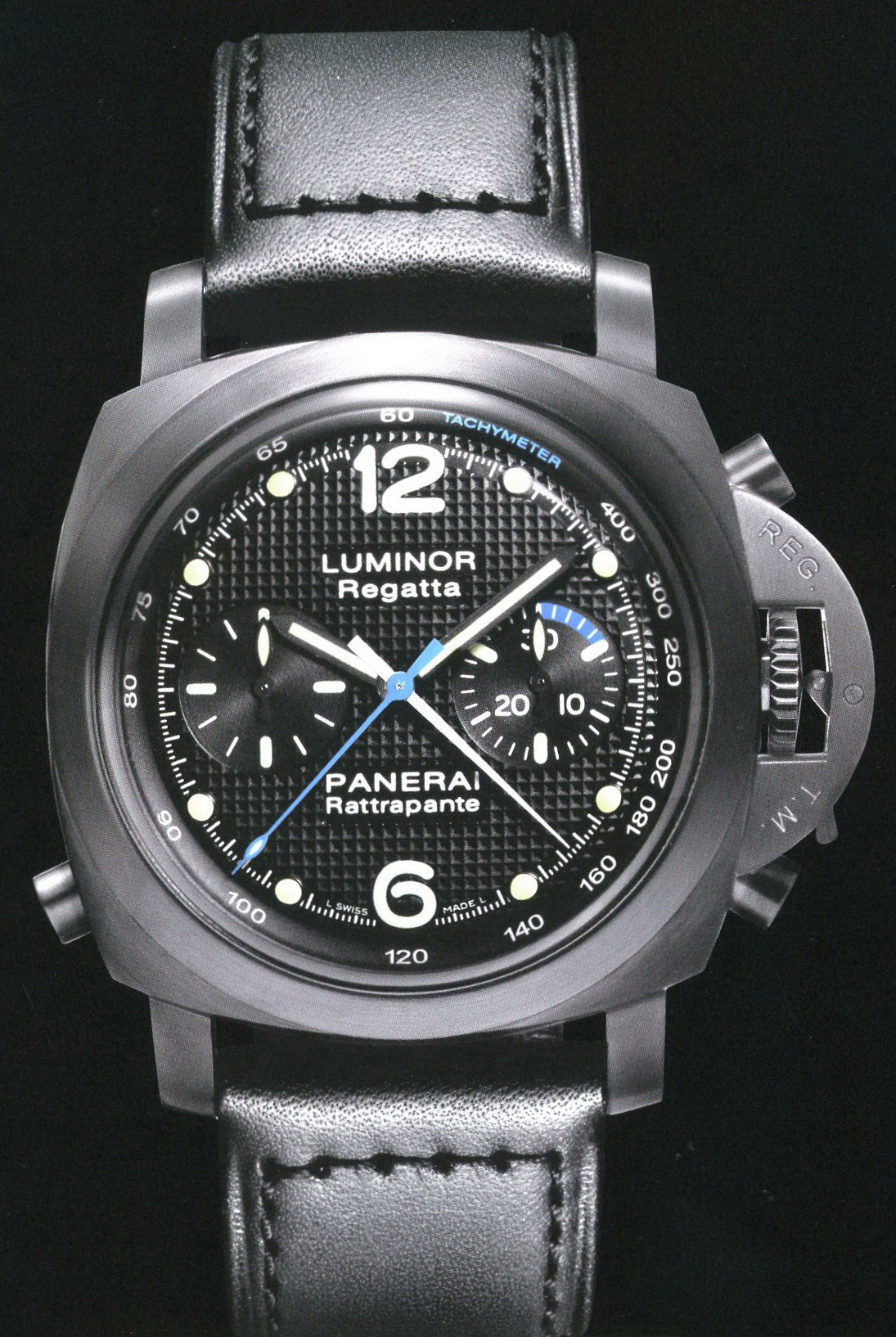 ���� Panerai 2009 Special Edition Luminor 1950 Regatta Rattrapante