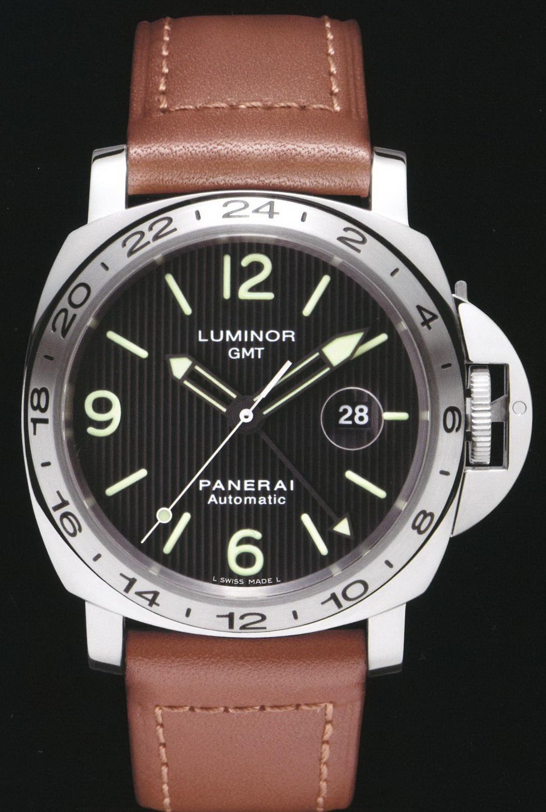 часы Panerai 2010 Special Edition Luminor GMT