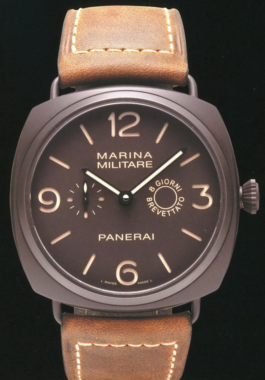 часы Panerai 2010 Special Edition Radiomir Composite Marina Militare