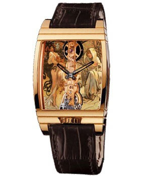 ���� Corum Golden Bridge Mucha