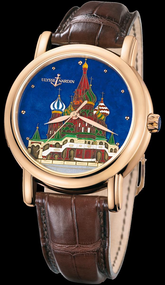 часы Ulysse Nardin Kremlin Set