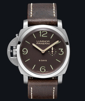 ���� Panerai 2011 Special Edition Luminor 1950 Left-handed 8 Days Titanium