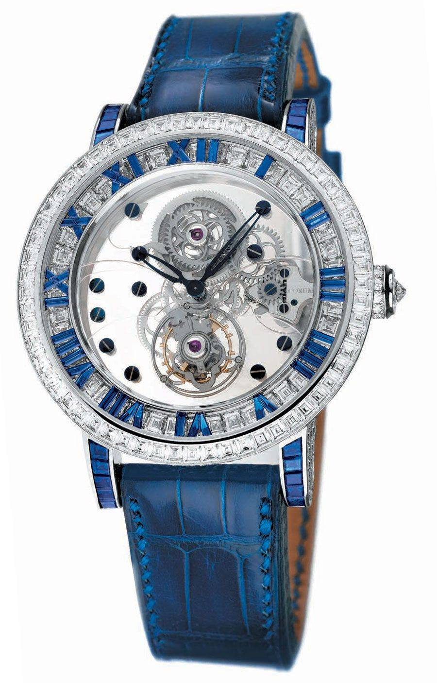 часы Corum Classical Billionaire Tourbillon Limited 10