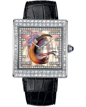 часы Corum Artisan Timepieces Buckingham Bird of Paradise