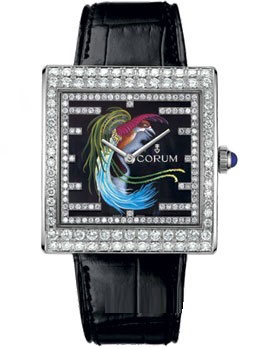 ���� Corum Artisan Timepieces Buckingham Bird of Paradise