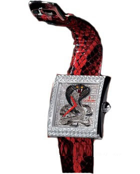 ���� Corum Artisan Timepieces Buckingham Cobra Snake