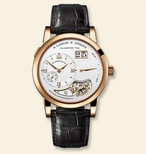 часы A. Lange & Sohne Lange 1 Tourbillon