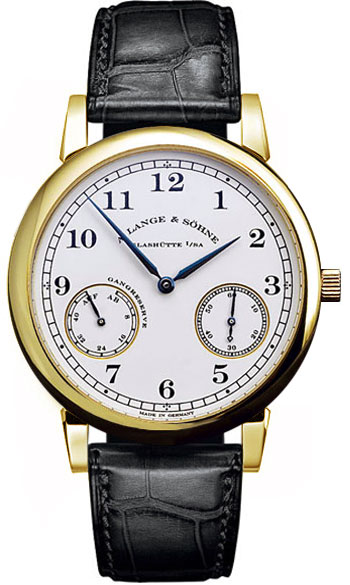 часы A. Lange & Sohne 1815 Walter Lange Up and Down