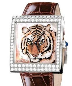 часы Corum Artisan Timepieces Buckingham Tigre