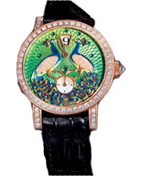 часы Corum Artisan Timepieces Classical Peacocks