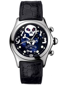 ���� Corum Bubble Jolly Roger Chronograph
