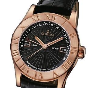 часы Corum Romvlvs Retrograde Annual Calendar RG