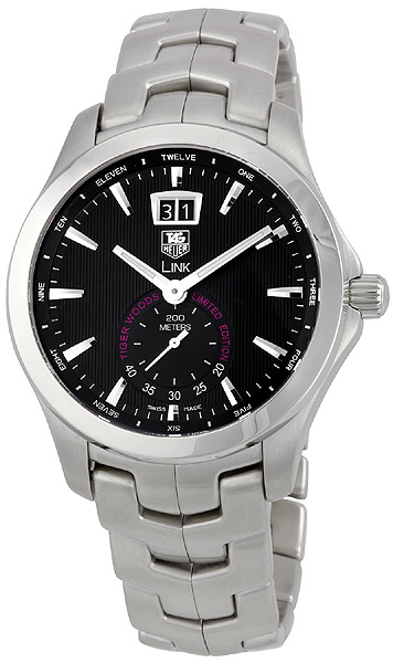 часы TAG Heuer Link Tiger Woods
