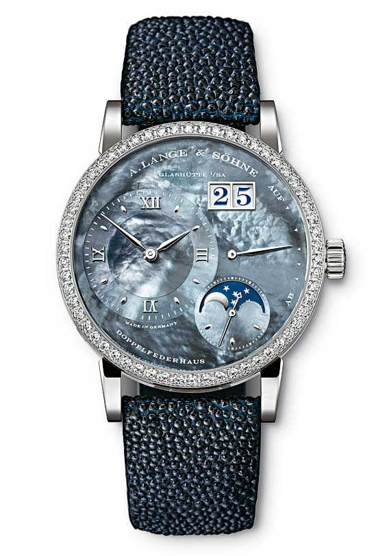 часы A. Lange & Sohne Little Lange 1 Moonphase
