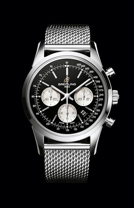 часы Breitling Transocean Chronograph Limited