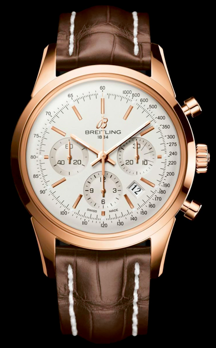���� Breitling Transocean Chronograph Limited