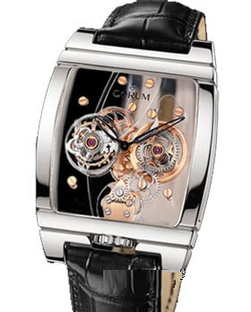 часы Corum Classical Golden Tourbillon Panoramique