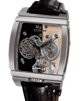 часы Corum Classical Golden Tourbillon Panoramique