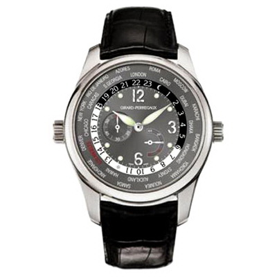 ���� Girard Perregaux WW.TC New York Limited Edition
