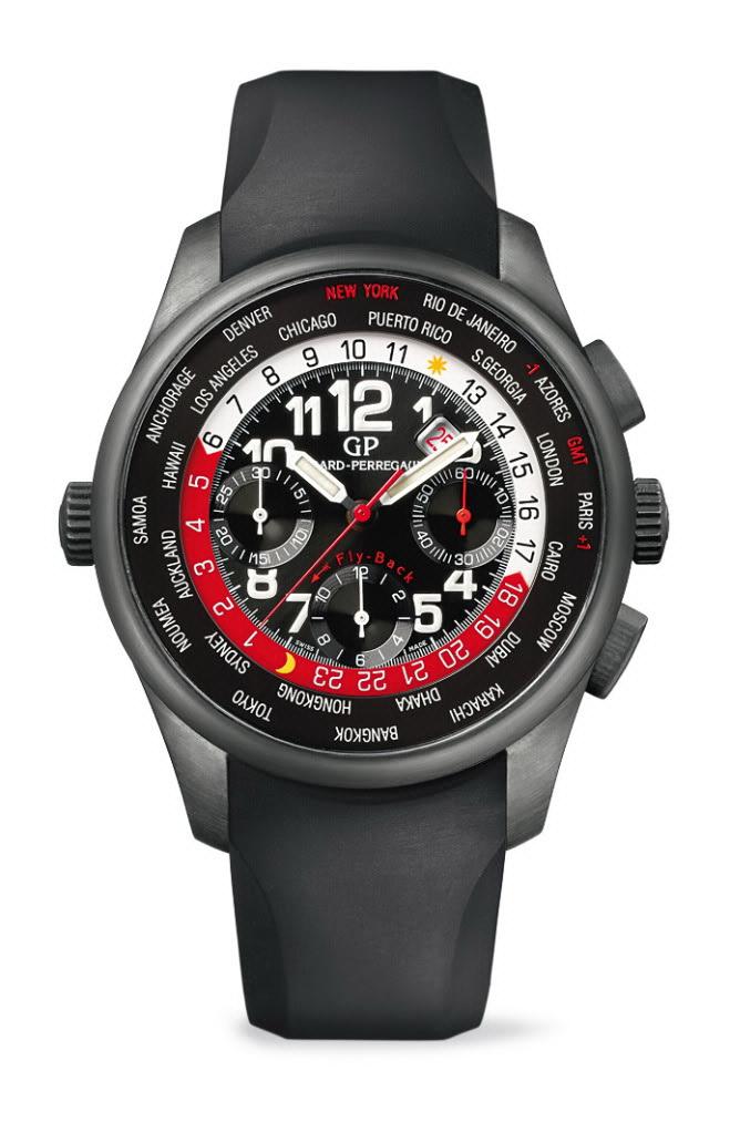 часы Girard Perregaux WW.TC New York Limited Edition