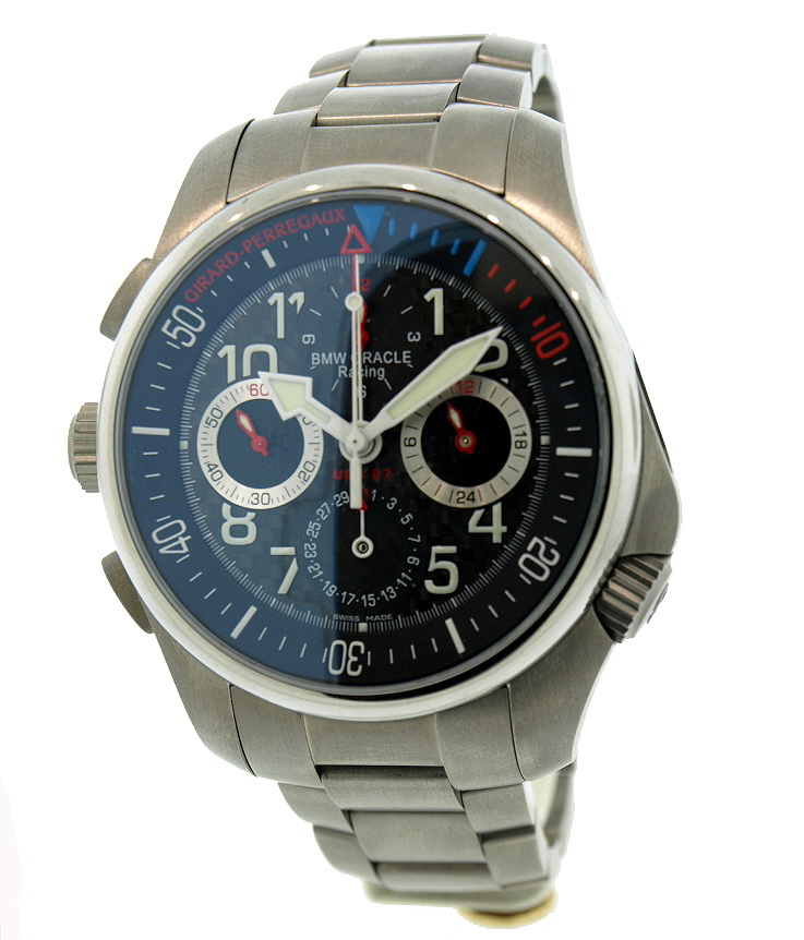���� Girard Perregaux R&D 01 BMW Oracle Racing