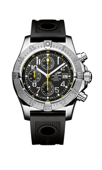 часы Breitling Avenger Code Yellow Limited Edition