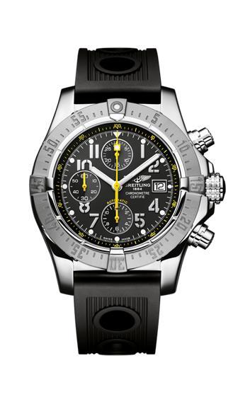 часы Breitling Avenger Code Yellow Limited Edition