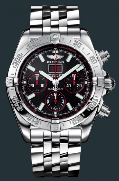 ���� Breitling Blackbird Red Strike Limited Edition