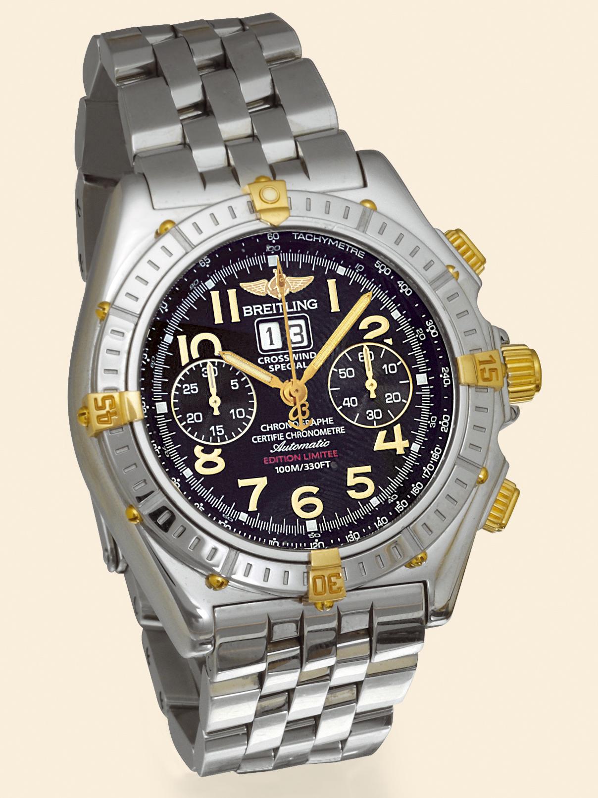 ���� Breitling Crosswind Special Chronograph