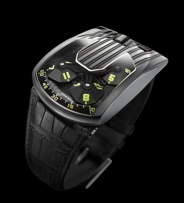 часы Urwerk UR 103.08 Black