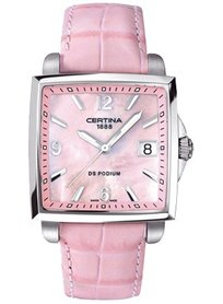 часы Certina DS Podium Square Lady
