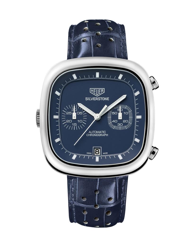 часы TAG Heuer Silverstone Blue
